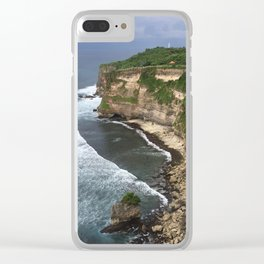 Bali ocean coast - Beaches Clear iPhone Case