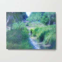 Frame of nature Metal Print