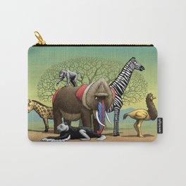 Skin-Swap Safari Carry-All Pouch