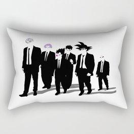 Reservoir Warriors Rectangular Pillow