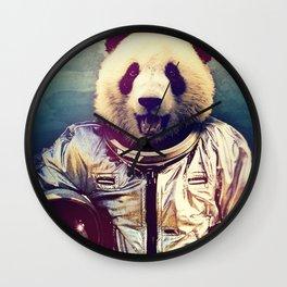 astro panda Wall Clock