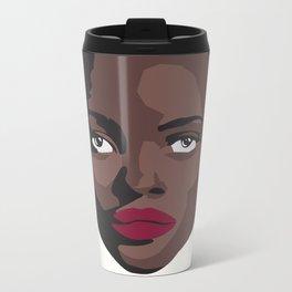 Lupita Metal Travel Mug