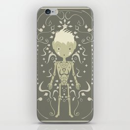 Deterioration iPhone Skin