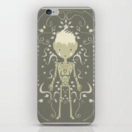 Deterioration iPhone Skin