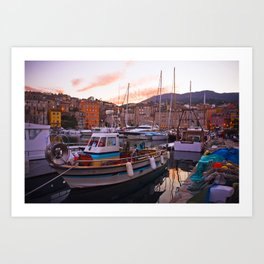 Bastia 1.1 Art Print