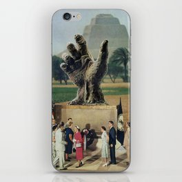 Illuminati Inauguration  - Vintage Collage iPhone Skin