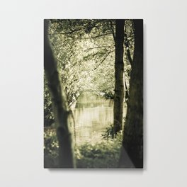 Enchanted forest III Metal Print