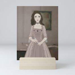 A pleasure to meet you Mini Art Print