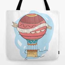 Air balloon Tote Bag