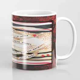 Traffic Hugs Coffee Mug