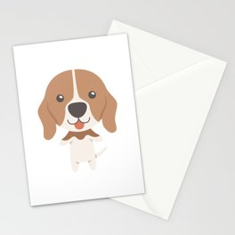 Serbian Hound Gift Idea Stationery Cards