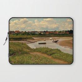 Norfolk Saltmarshes Laptop Sleeve