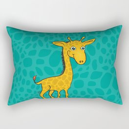 Giraffe Rectangular Pillow
