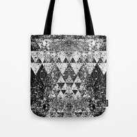 triangles Tote Bags featuring TRIANGLES. by Council for design.