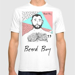 Beard Boy: Raul T-shirt