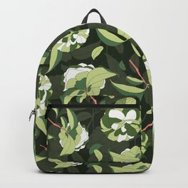 Green Queen Backpack