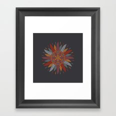 Cutting Edges Framed Art Print