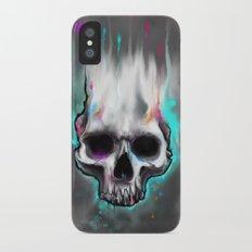 beautiful death iPhone X Slim Case