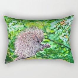 Porcupine Rectangular Pillow