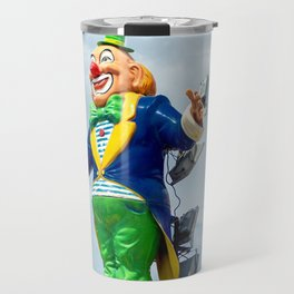 The clown Travel Mug