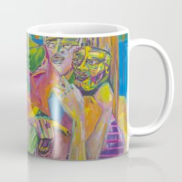 Cute Bathers Coffee Mug