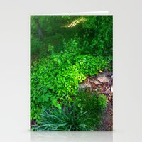 woodland Stationery Cards featuring Woodland by Geni