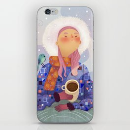 Hot Chocolate iPhone Skin