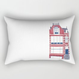 Dutch house Rectangular Pillow