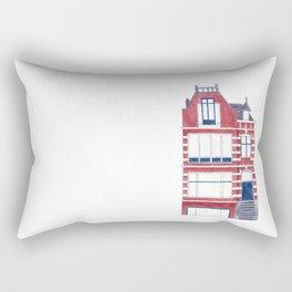Dutch house Rectangular Pillow
