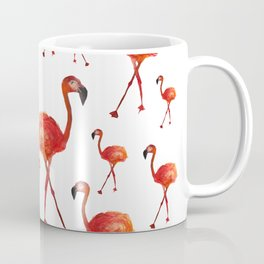 Flamingo watercolor Coffee Mug