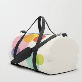 Rainbow Bubbles Duffle Bag