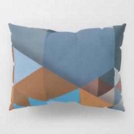 Geometrical Beginnings Pillow Sham