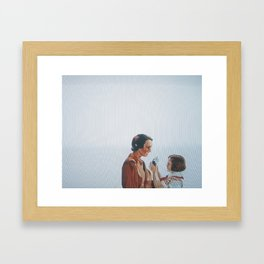 u3000-3 Framed Art Print