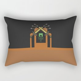 Gavin Shield Rectangular Pillow
