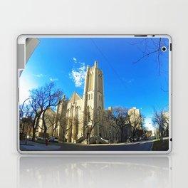 Knox United Church in Winnipeg Laptop & iPad Skin