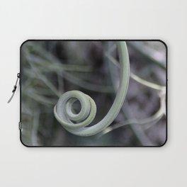 Curly Vine Laptop Sleeve