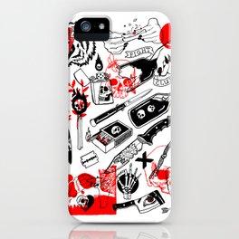 trouble maker iPhone Case