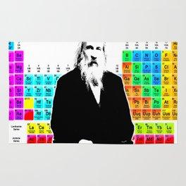 Mendeleev & Periodic Table Rug