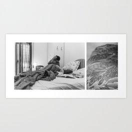 Intimitudini #23 Art Print