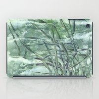 grass iPad Cases featuring GRASS by AMULET
