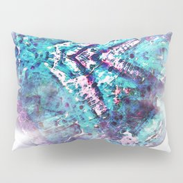 Pie in the Sky Pillow Sham