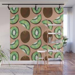 kiwi Wall Mural