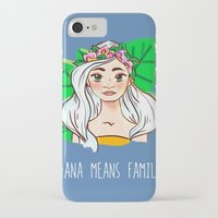 ohana iPhone & iPod Cases featuring Ohana by Jessi's Art