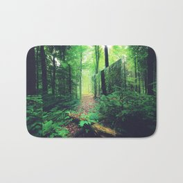 Lacanian Forest Bath Mat