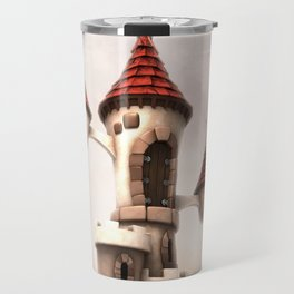 Castle in the Sky Travel Mug