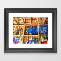 Public Art Framed Art Print