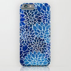 Floral Abstract 14 Slim Case iPhone 6s