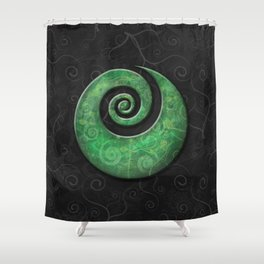 koru Shower Curtain