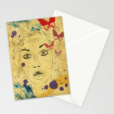 Shocked! Stationery Cards