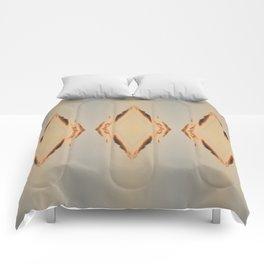 Fire Diamonds Comforters